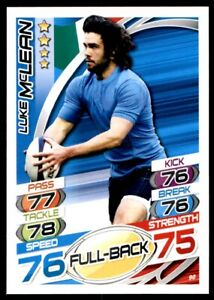 Topps Rugby Attax 2015 - Luke McLean New Zealand No. 90