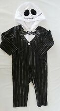 Nightmare Before Christmas JACK one piece costume 18-24 months