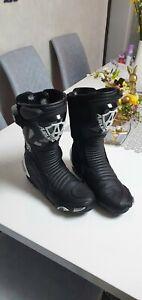 Arlen Ness Pro Shift Stiefel Motorradstiefel Gr 44