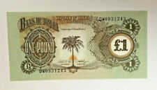 New listing 1 Pound Bank Of Biafra Republic Of Biafra 1968 - 1969