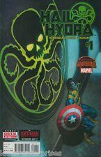 Hail Hydra #1 Comic Book 2015 Secret Wars - Marvel