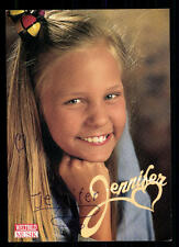 Jennifer Autogrammkarte Original Signiert ## BC 42745