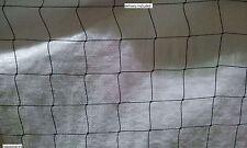 "Bird Net 6m x 9m x 2"" 50mm Mesh poultry pheasant geese heron pond gulls garden"