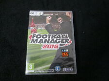 PC : FOOTBALL MANAGER 2015 - Nuovo, ITA ! CONSEGNA IN 24/48H