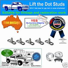 Lift the Dot - Single post - screw on Ute tonneau tarp fitting clip 5 for $20.85