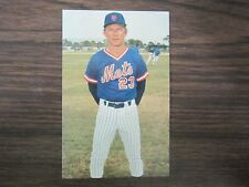 1986 Tcma New York Mets Bud Harrelson Postcard