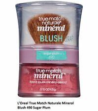 L'Oreal True Match Naturale Mineral Blush 490 Sugar Plum