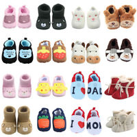 Toddler Infant Baby Boy Girl Soft Sole Crib Shoes Sneaker Newborn to 12 Months