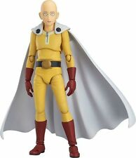 figma 310 One Punch Man SAITAMA Action Figure Max Factory NEW from Japan F/S