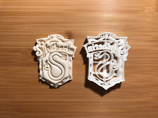 Slytherin badge Harry potter-inspired Cookie Cutter Fondant Cake Decorating Mold