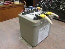 Yokogawa Juxta Transducer AH96SM0067 Input: 120V 5A 60Hz Output: 0-1MA DC Used