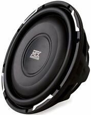 "NEW MTX FPR10-02 10"" 600 Watt Slim Truck Sub Shallow Power Car Audio Subwoofer"