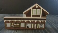Cat's Meow Village - Lehman's Hardware - Amish Country - 1991