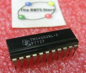 TMS4060NL-2 Texas Instruments Dynamic RAM 22 Pin DIP - Used Qty 1