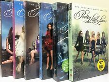 Pretty Little Liars Season One-Five 1-6  Bundle DvD DvDs 1 2 3 4 5 6 Brand New