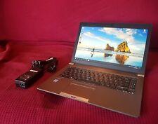 TOSHIBA TECRA Z40-C-106, CORE I5 6200, 8 GB, 240 GB SSD, WIN 10 faulty * working