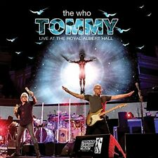 THE WHO Tommy Live At The Royal Albert Hall 3 x Vinyl LP Gatefold NEW & SEALED