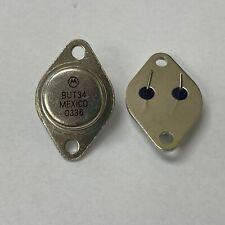 BUT34 Transistor Silicon NPN Case To3 Make Motorola