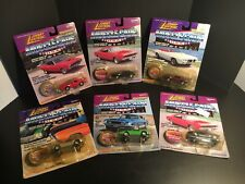 Johnny Lightning Muscle Cars USA Lot Of 6 Collectors Edition Various Series