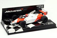Niki Lauda McLaren MP4/1C #8 USA West GP Formel 1 1983 1:43 Minichamps