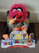 DISNEY JR MUPPET BABIES ROCKIN' ANIMAL NEW IN BOX!
