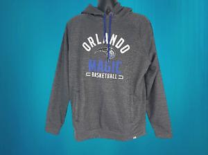 Orlando Magic Men's Fanatics Brand Pullover Hoodie Size L