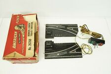 American Flyer S Gauge No. 26760 Remote Track Switch Set w/ Controller & Box