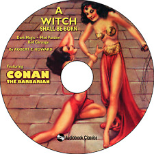 A Witch Shall Be Born - Unabridged MP3 CD Audiobook in paper sleeve