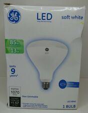 GE LED Indoor Floodlight 13 Watt 85 Watt Replacement BR40 Soft White 1070 Lumens