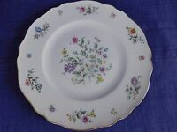 Millefleurs Franconia PAIR of 2 BREAD PLATE have more items to this set