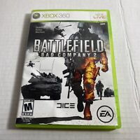 Battlefield: Bad Company 2 - Xbox 360 Game - Complete Video Game Free Ship