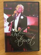 Rod Stewart - A Night To Remember - Japan Tour DVD
