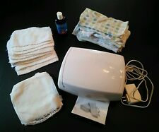 Prince Lionheart Wipes Warmer & Kissaluvs Diaper Lotion Potion & 40 Cloth Wipes