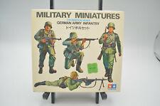 Tamiya 1/35 Military Miniature Series German Infantry Army Figures