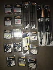 Middy Pole Fishing Set Up - Essentials Pack Bungs Connectors Winders Adaptor etc
