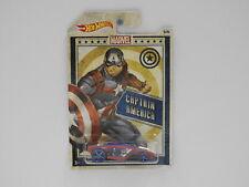 "1:64 Hot Wheels - Rogue Hog ""Captain American"" Hot Wheels FYY64"