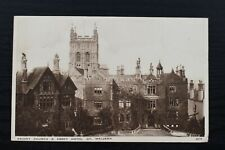 More details for postcard priory church & abbey hotel gt. malvern worcestershire posted j salmon
