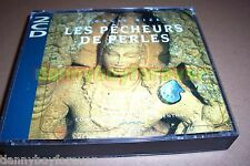 Georges Bizet 2 CD Set Les Pecheurs De Perles The Pearl Fishers Opera in 3 Acts