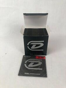 12 SET Dunlop Heavy Core Nickel Plated Steel 10-60
