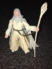 Señor de los anillos dos torres Señor De Los Anillos Gandalf el Blanco (Toy Biz, 2002)