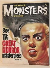 FAMOUS MONSTERS OF FILMLAND #17