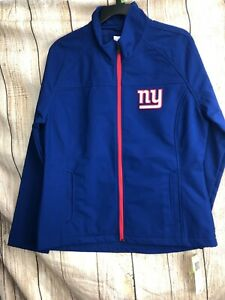 NEW 80$ Soft Shell Jacket New York Giants NFL Woman's S-XL