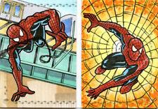 2017 Marvel Premier DUAL Sketch Card - RODNEY FYKE - SPIDER-MAN