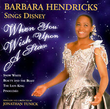 When You Wish Upon a Star: Barbara Hendricks Sings Disney by Barbara...