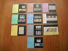 PTT-mapje / postzegelmapje jaargang 1988 Nederland compleet