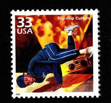 UNITED STATES SCOTT# 3190o   MNH   MUSIC TOPICAL (SOUTH BRONX HIP-HOP CULTURE)