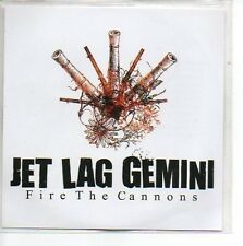 (896A) Jet Lag Gemini, Fire the Cannons - DJ CD
