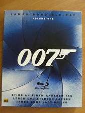 James Bond - Box Vol. 1   [Blu-ray]