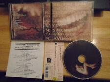 RARE OOP JAPAN Alanis Morissette CD Supposed Former BONUS TRACK Uninvited Demo !