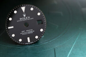 """Rolex GMT Master """"Swiss Made"""" Dial W/ Hands for model 16750 - 16710 FCD12673"""